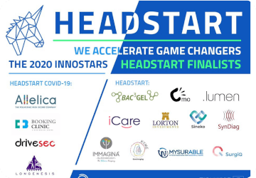 iCare is the finalist of the 2020 competition